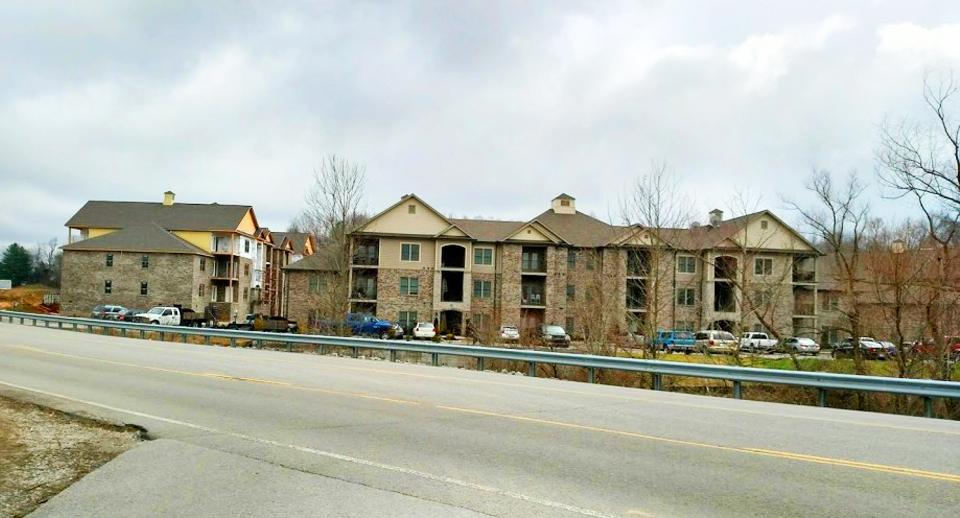 The Gables Apartments Murfreesboro Tn